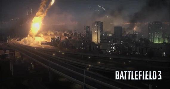 میدان نبرد ۳: نورپردازی در شب
