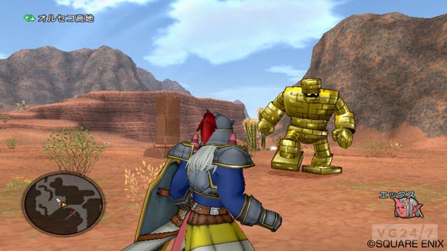 دانلود بازی نقش آفرینی Dragon Quest