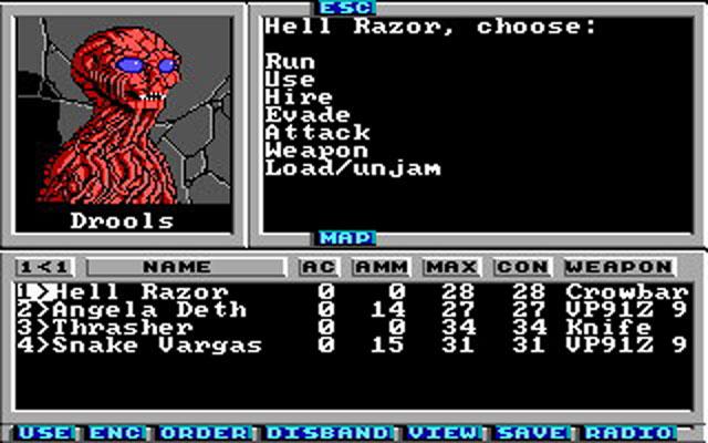 دانلود بازی rpg برای کامپیوتر Wasteland