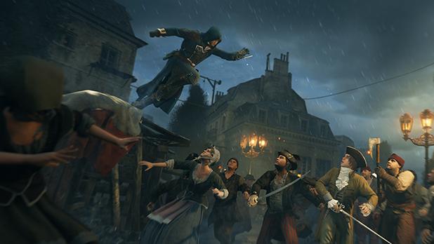 سیستم مورد نیاز بازی Assassin's Creed Unity