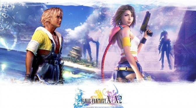 نسخه PC بازی Final Fantasy X X-2 HD Remaster
