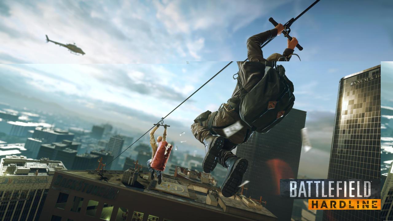 کیفیت اجرایی Battlefield Hardline