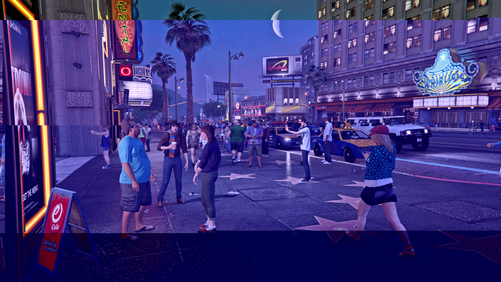 red dead redemption 2 سیستم مورد نیاز ۱۵ تصویر جدید از نسخه PC بازی GTA V