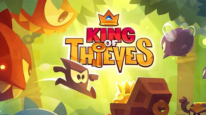 بازی King of Thieves