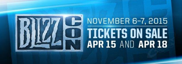 رویداد BlizzCon 2015
