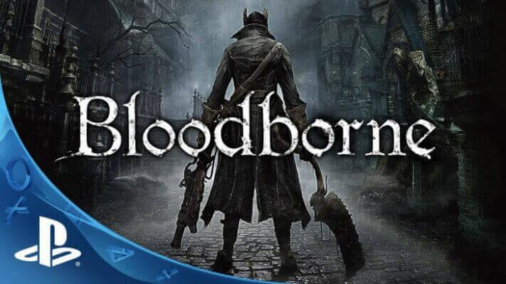 تریلر لانچ Bloodborne
