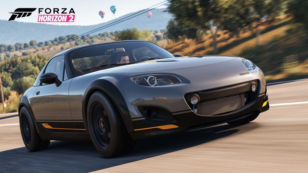 عنوان Forza Horizon 2