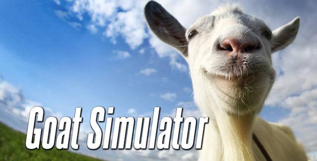 بازیGoat Simulator