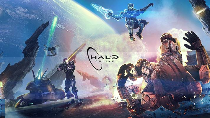بازی Halo Online