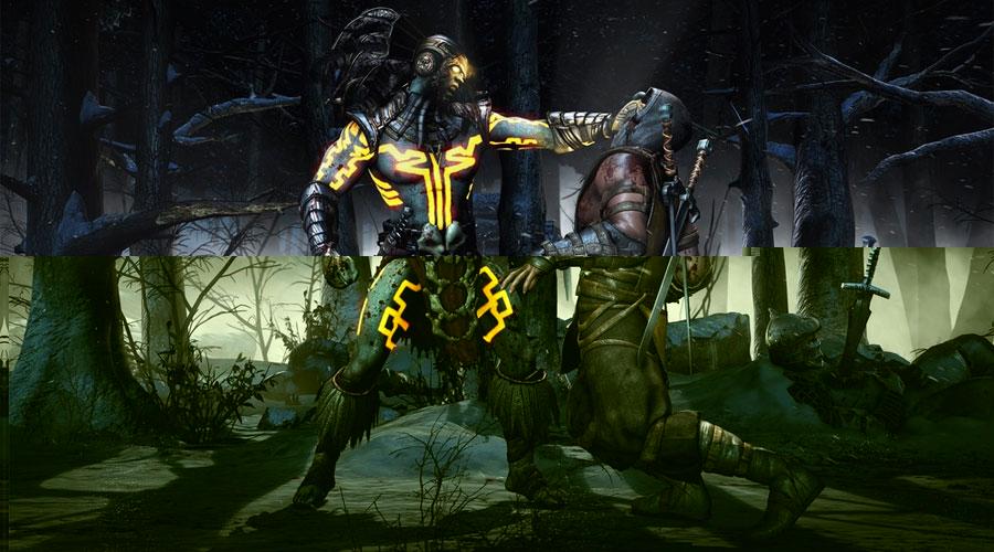 عنوان Mortal Kombat X