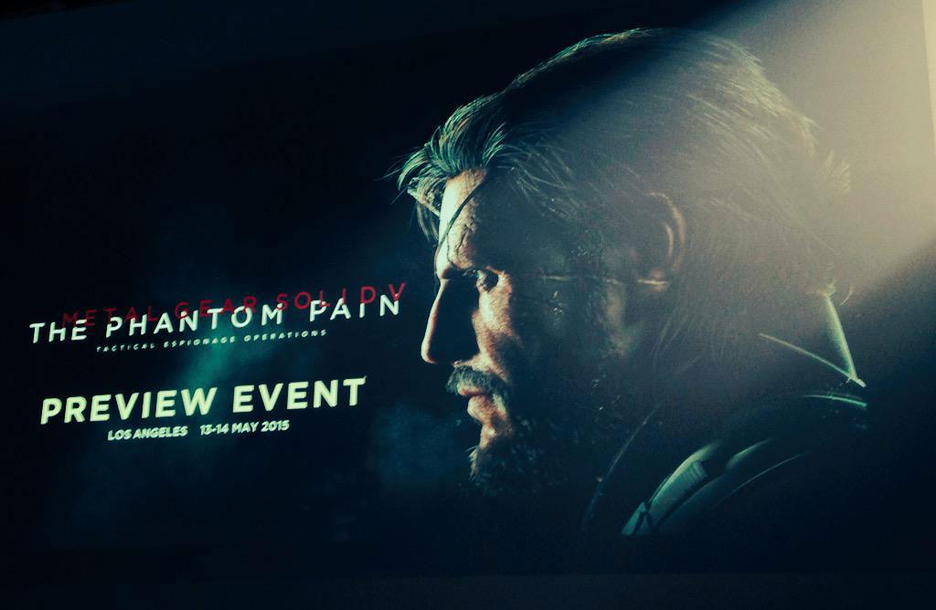 اطلاعات بسیار زیادی از بازی MGSV: The Phantom Pain