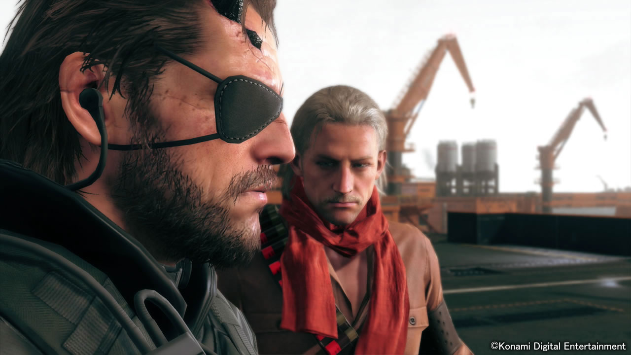 MGSV-The-Phantom-Pain-TGS-2014-Screen-Quiet-Enters-Mother-Base-9