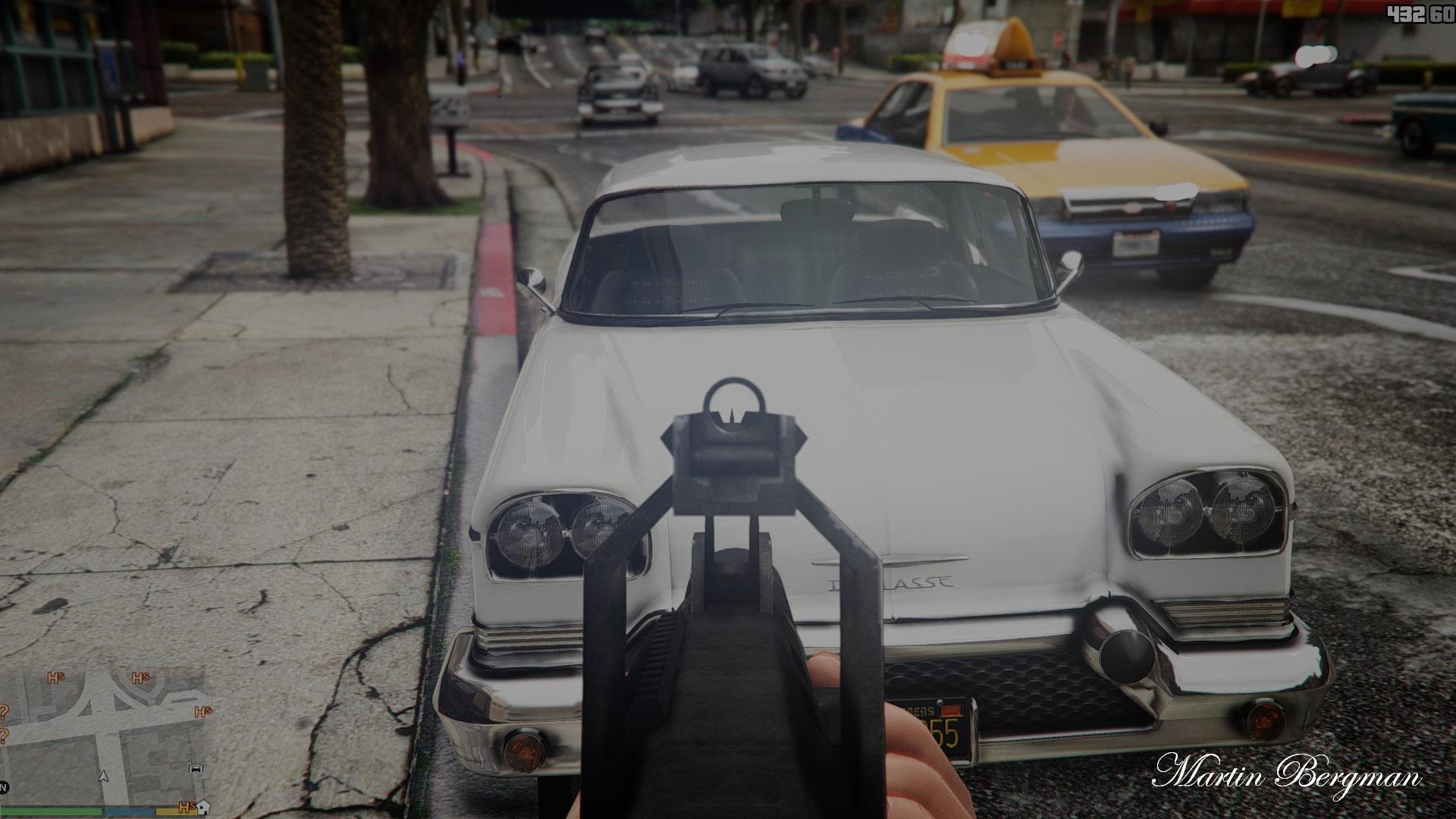 این ماد، گرافیک GTA V را در حد یک فیلم سینمایی بهبود میدهد