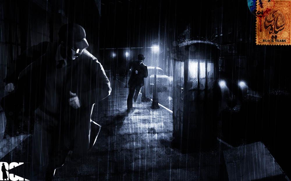"""سایبر گیم: مصاحبه اختصاصی سایت بزرگ دنیای بازی با سازندگان بازی ایرانی """"سالهای سیاه"""""""