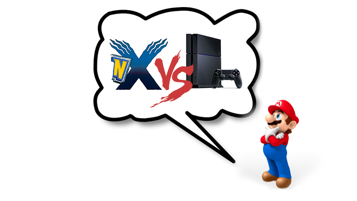 NX Vs PS4