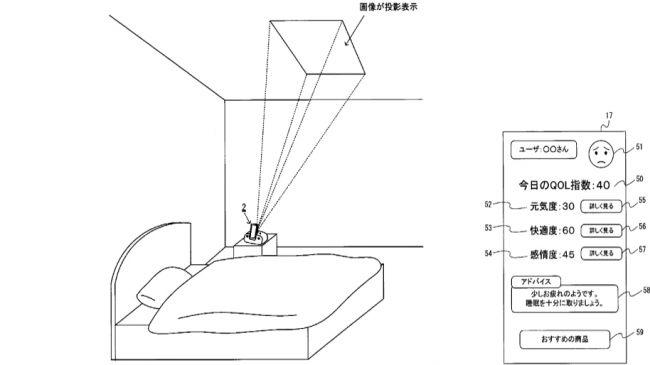 Nintendo QOL Patent 2-650-80