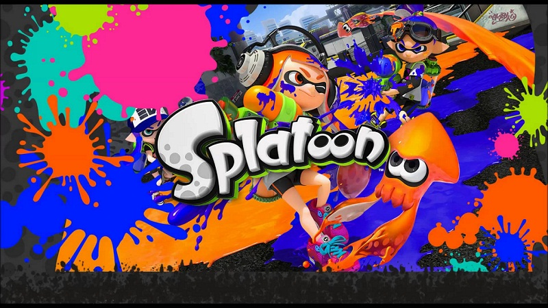 تورنومنت Splatoon