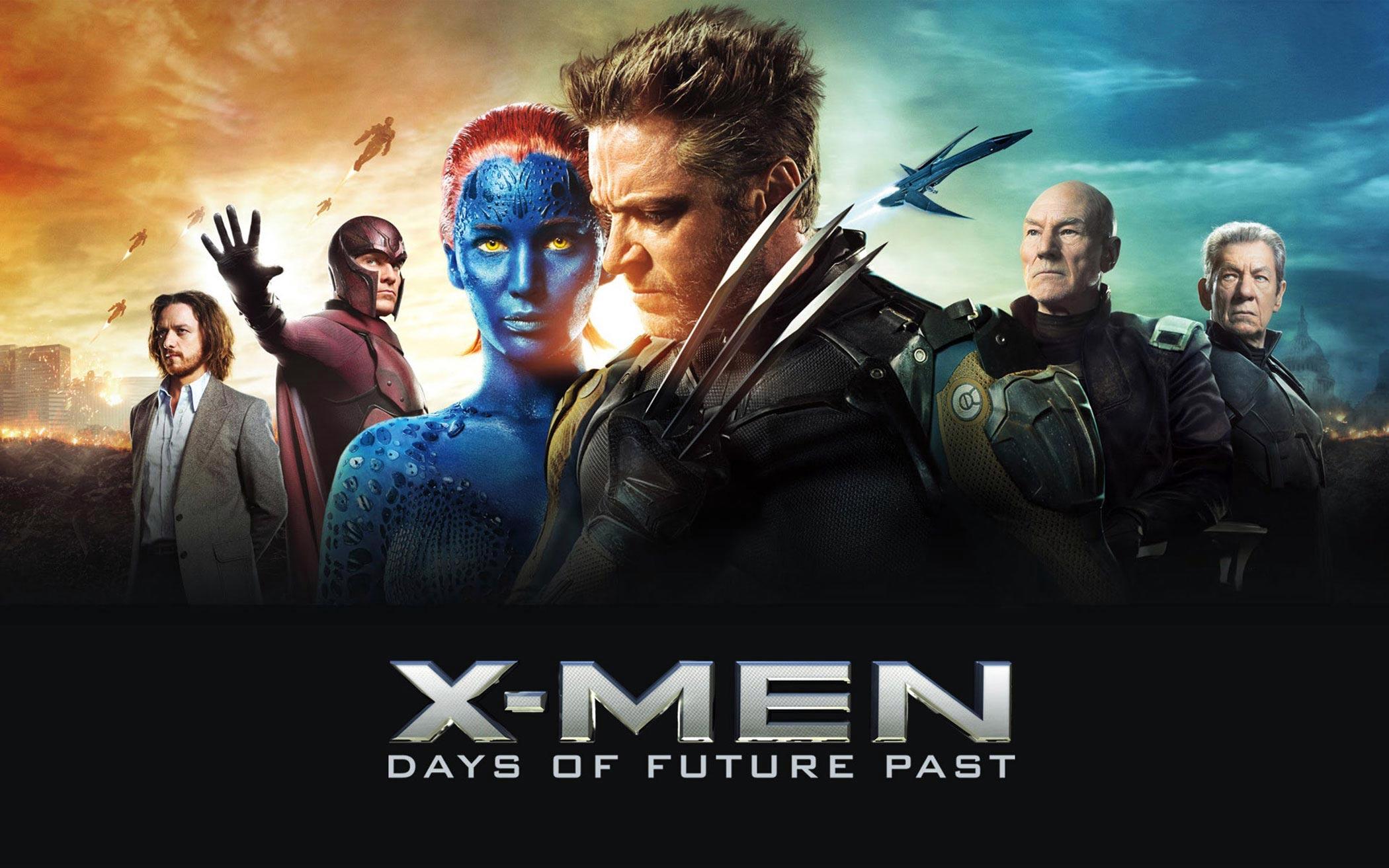آخرین نسخه ی منتشر شده ی مردان ایکس X-Men : Apocalypse