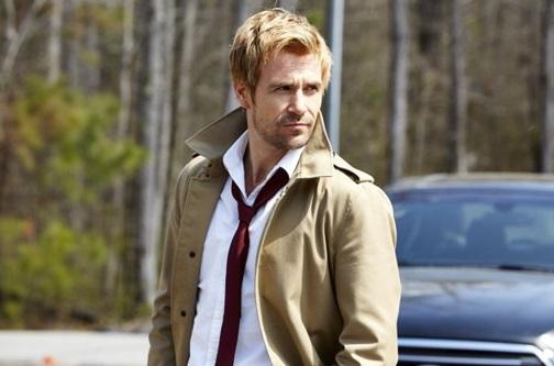 حضور Matt Ryan در نقش جان کنستانتین در فصل 4 ارو