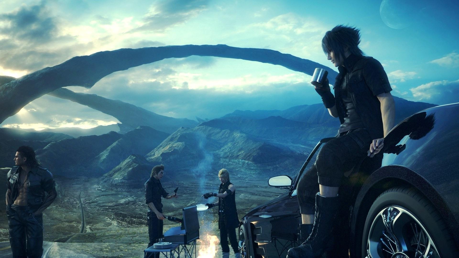 Final Fantasy 15 به طور همزمان در سراسر دنیا به بازار عرضه خواهد شد