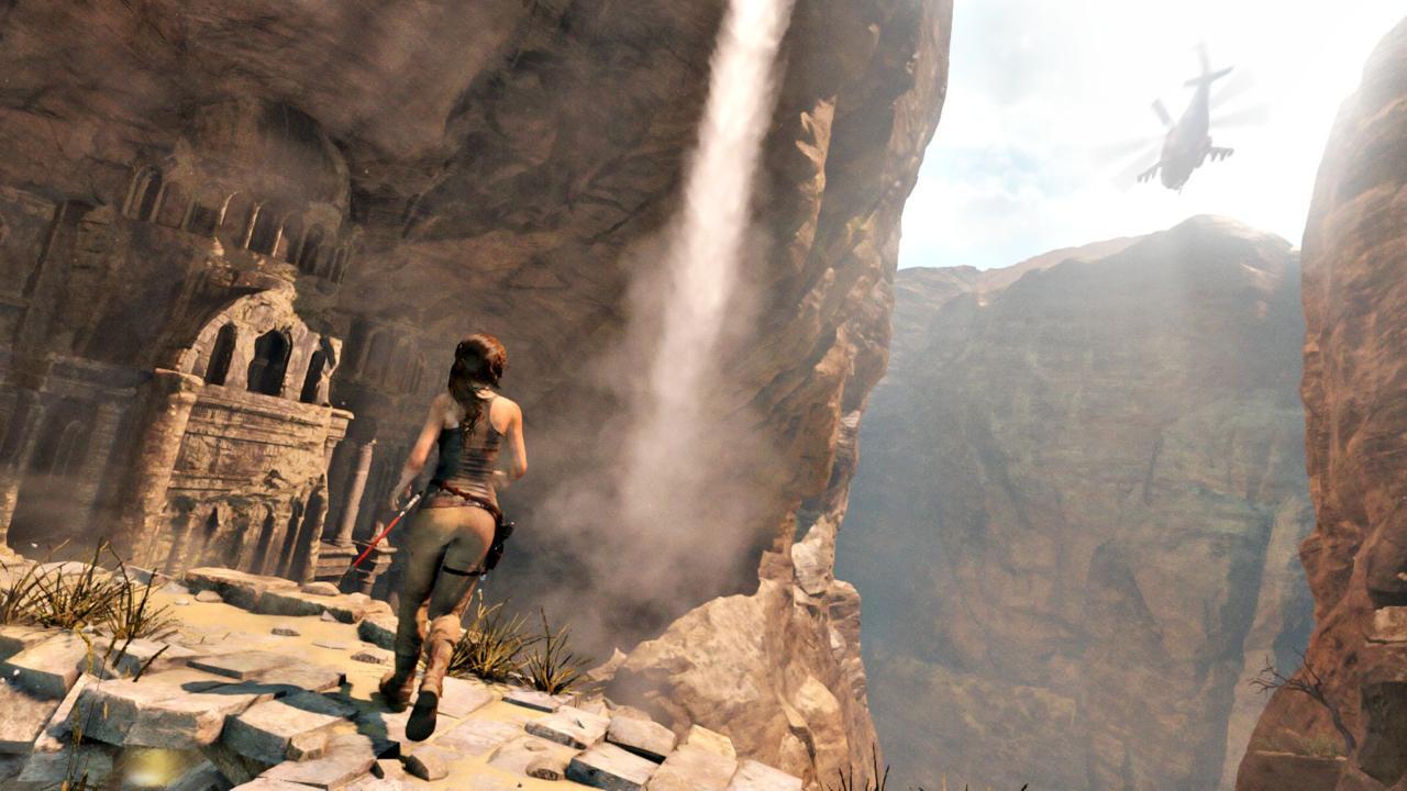 تریلر 13 دقیقه ای از گیم پلی Rise of the Tomb Raider منتشر شد