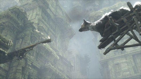 the last guardian broken bridge