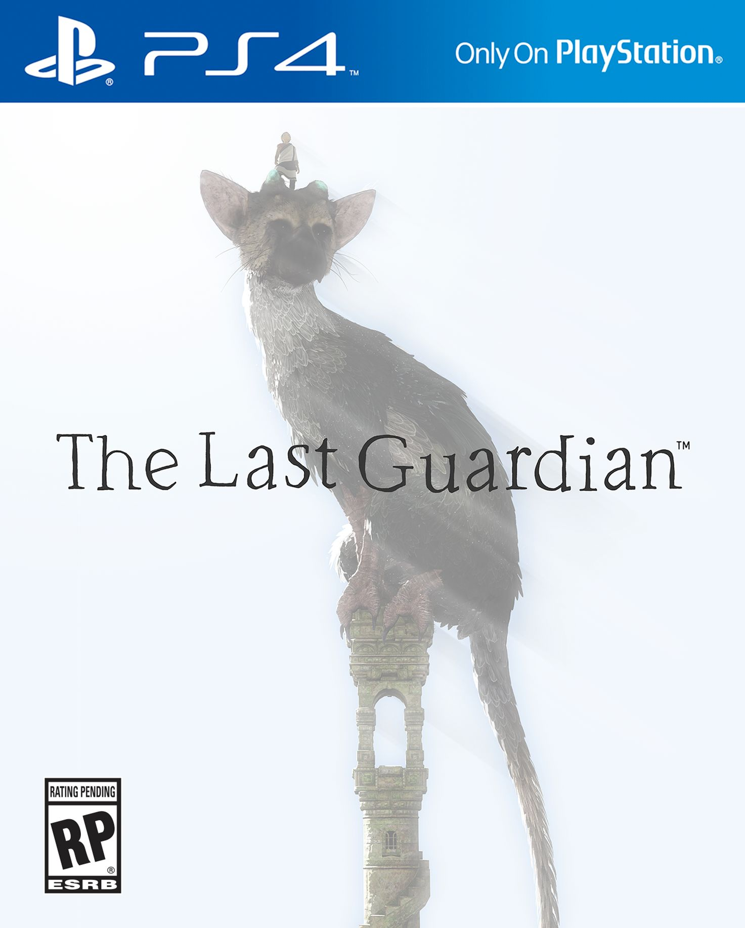 the last guardian front art box