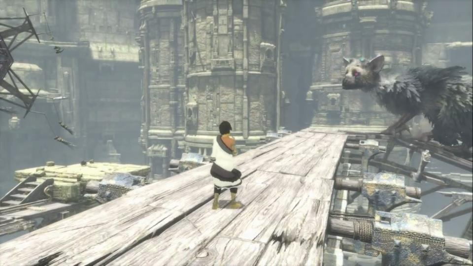 the last guardian trico fears the symbol