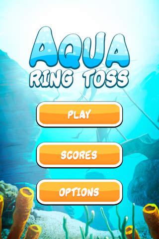 Aqua Ring Toss