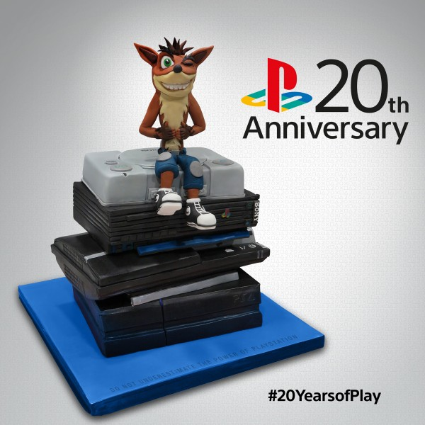 PlayStation One's 20th Anniversary