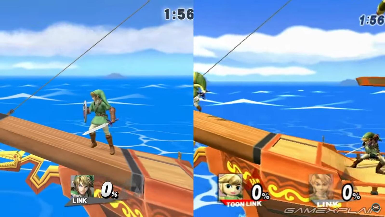 smash-bros-pirate-ship-comparison