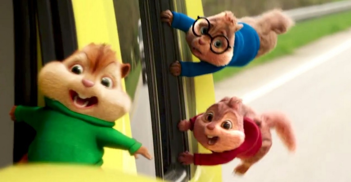 Alvin and the Chipmunks. The Road Chip