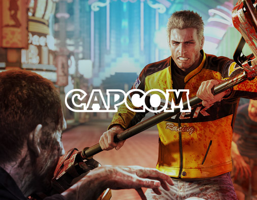 capcom-Dead Rising