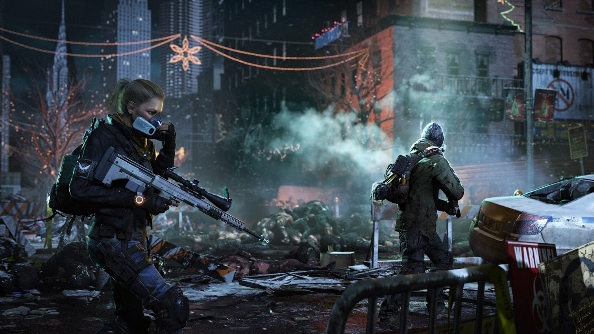 The Division PC dark zone 2