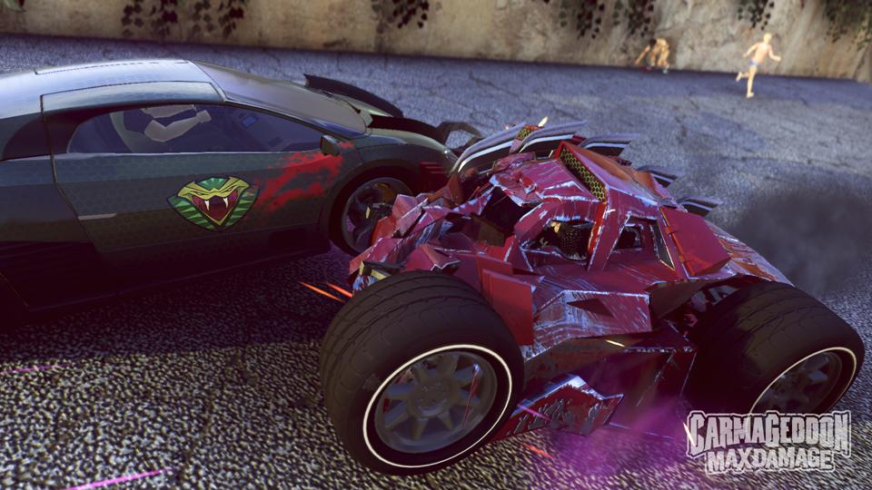 قسمت جدید بازی «کارماگدون» امسال منتشر میشود. این بازی که Carmageddon: Max Damage نام دارد با محیطی که شبیه به دنیای دهه ۹۰ میلادی است