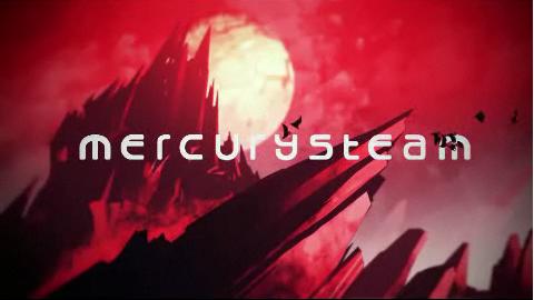 mercury-steam Castlevania