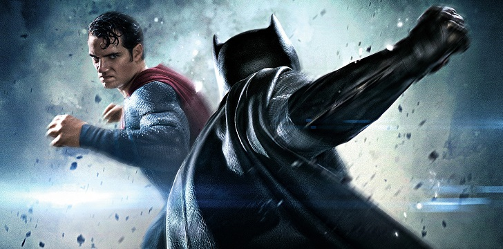 Batman v Superman. Dawn of Justice - 01