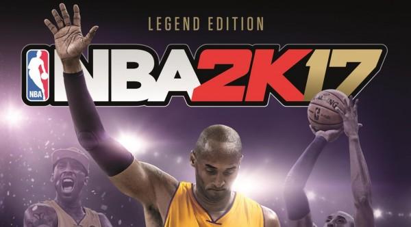 نسخه افسانه بازی NBA 2K17 «کوبی برایانت» را روی جلد خود دارد