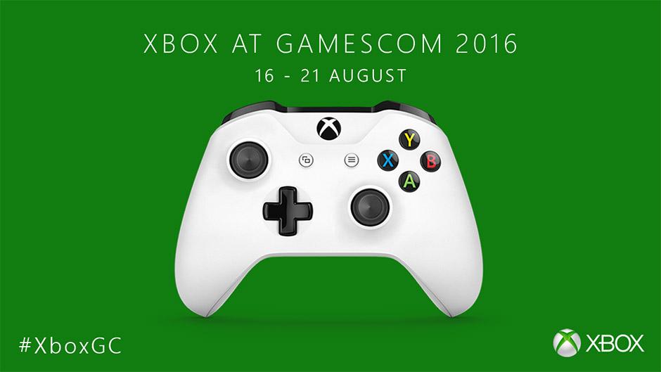 مایکروسافت در گیمزکام 2016