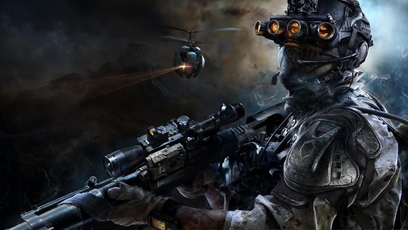 تکتیرانداز: شبح جنگجو ۳