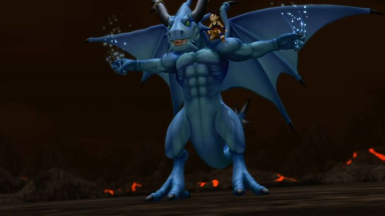 اژدهای آبی