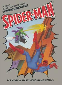 کاور اولین بازی مرد عنکبوتی