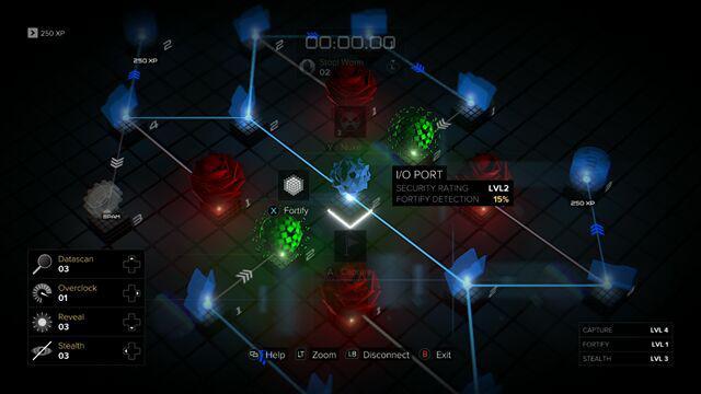 سیستم هک بازی نیز شبیه به بازی پیشین است و در بازی جدید، با سطح ها و مدارهای پیچیدهی مختلفی روبرو خواهید شد