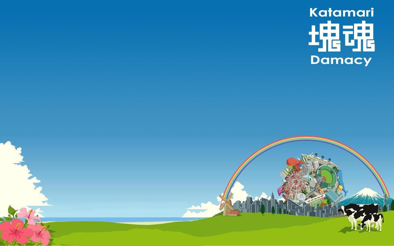 katamari-damacy-1280-poster