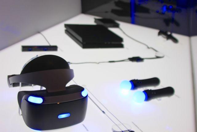 پلیاستیشن VR با اکسباکس کار میکند