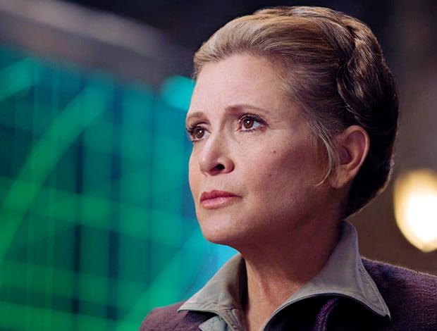 Carrie Fisher در قسمت نهم فیلم Star Wars حضور نخواهد داشت - dbazi.com