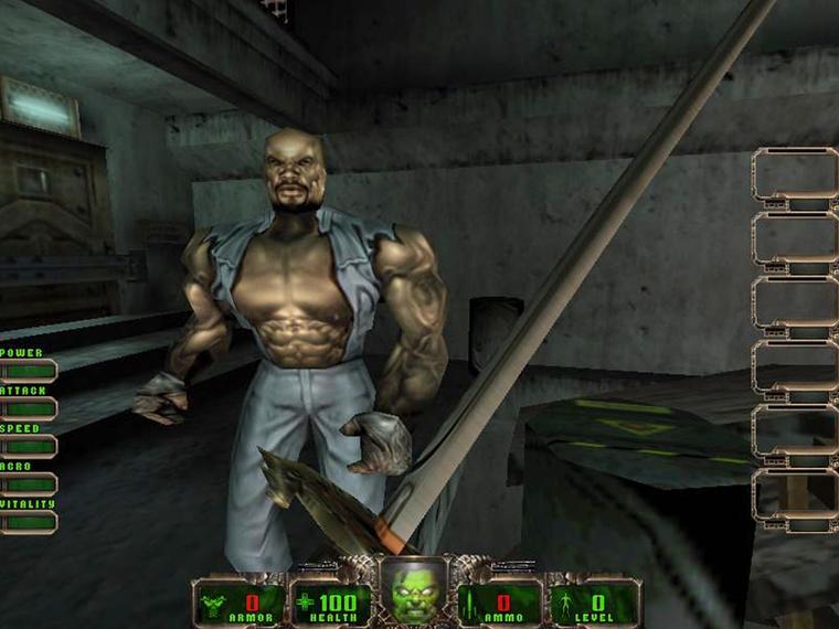 عنوان Doom سابق، بازی موفقی بود که رومرو خالق آن بود.