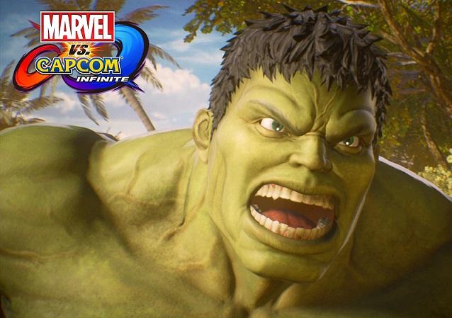 بازی Marvel Vs. Capcom: Infinite
