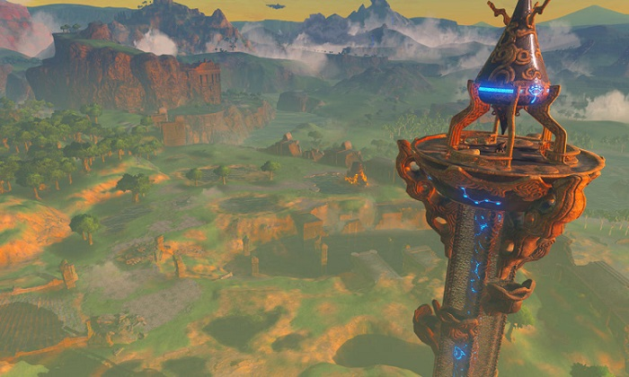 بازی Zelda: Breath Of The Wild