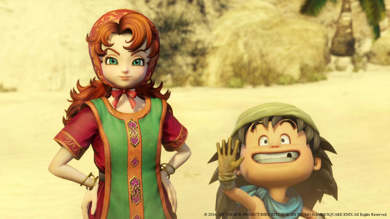 بازی Dragon Quest Heroes 2